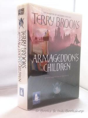 Armageddon's Children [Clipper Large Print Edition]