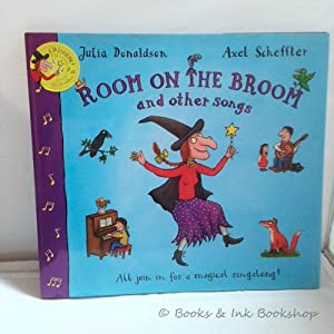 Room on the Broom and other songs: Donaldson, Julia ;