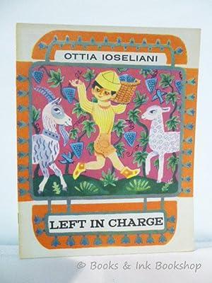 Left in Charge: Ioseliani, Ottia ;