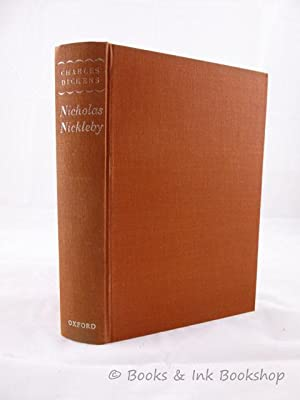 The Life and Adventures of Nicholas Nickleby: Dickens, Charles ;