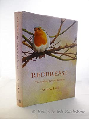 Redbreast: The Robin in Life and Literature