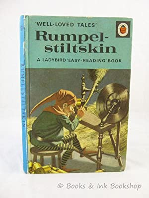 Rumpelstiltskin, A Ladybird Easy-Reading Book (Laydbird, Well-Loved Tales Series 606D)