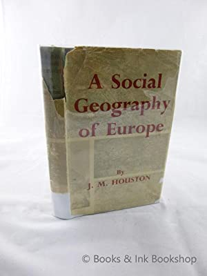 A Social Geography of Europe