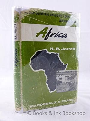 Africa (The New Certificate Geography Series, Advanced Level)