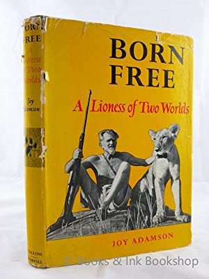 Born Free: a Lioness of Two Worlds
