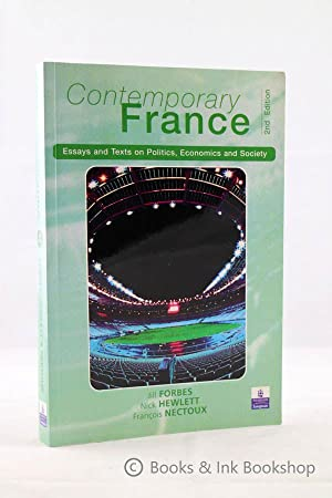 contemporary france essays Oral & contemporary contemporary france  these two assessment essays /  commentaries together count for a total of 20% of the overall mark in the annual .