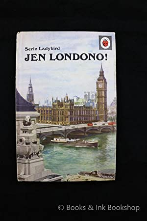 Jen Londono! (Serio Ladybird) [Ladybird Book of London, Series 618 - in Esperanto]