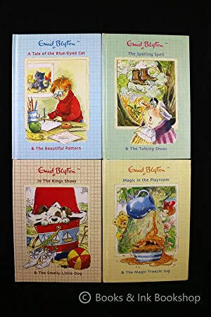 Enid Blyton's Magical Stories: Grandreams edition Volumes 1-4. Volume 1 A Tale of the Blue-Eyed C...