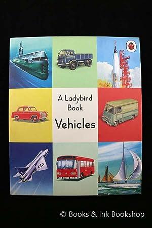 A Ladybird Book - Vehicles: A Vintage: Ayton, Robert; Berry,
