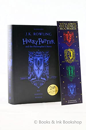 Harry Potter and the Philosopher's Stone - Ravenclaw Edition [2nd impression]