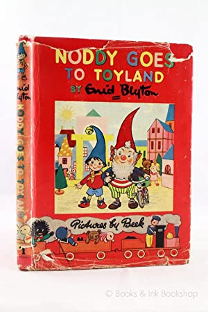 Noddy Goes to Toyland (Noddy Book 1)