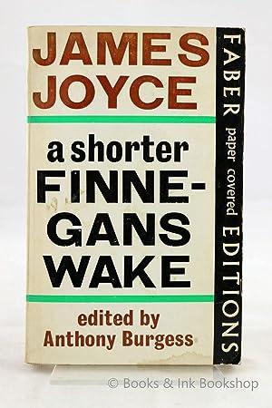 A Shorter Finnegan's Wake: Joyce, James ;