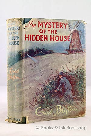 The Mystery of the Hidden House: Being the Sixth Adventure of The Five Find-Outers and Dog
