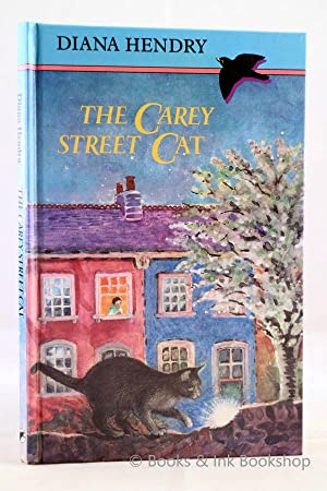 The Carey Street Cat [Signed copy]