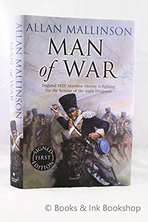 Man of War [Signed First Edition]