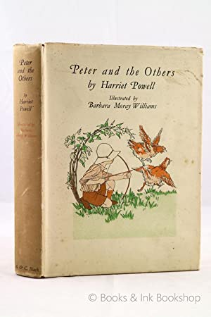 Peter and the Others [Inscribed by the Author]