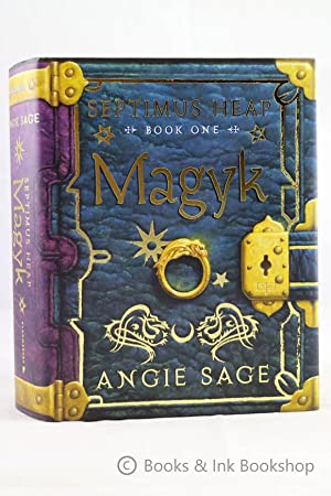 Magyk (Septimus Heap Book One) [Signed Numbered 1st edition]