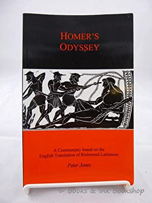 Homer's Odyssey: A Commentary based on the English Translation of Richmond Lattimore
