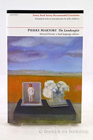 Pierre Martory: The Landscapist - Selected Poems (dual language edition)