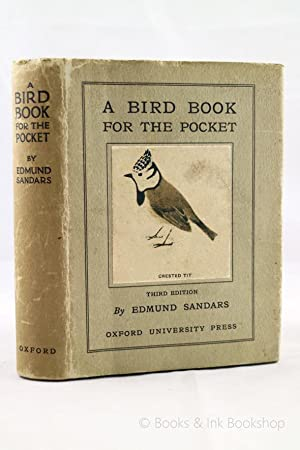 A Bird Book for the Pocket [3rd edition]