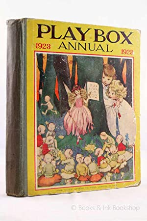 The Playbox Annual 1923: A Picture and Storybook for Children