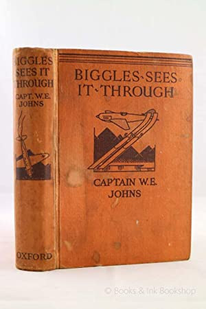Biggles Sees It Through
