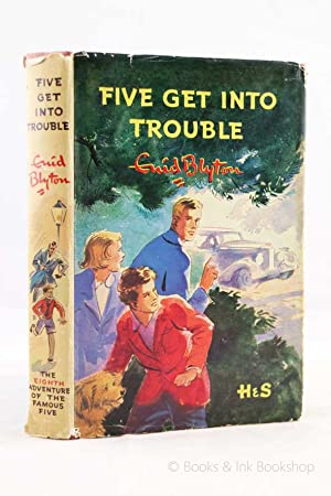 Five Get Into Trouble
