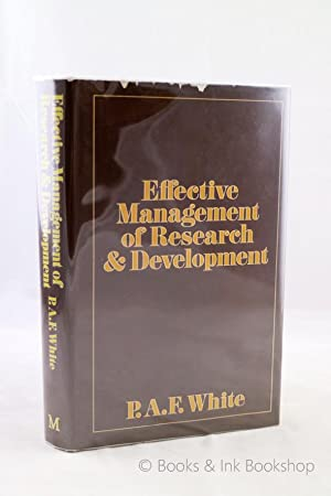 Effective Management of Research and Development
