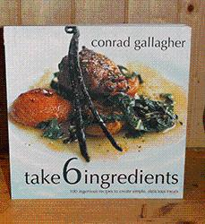 Take 6 Ingredients : 100 Ingenious Recipes to Create Simple, Delicious Meals