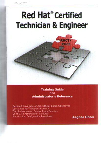 Red Hat Certified Engineer (Rhce) : Exams Rh202 Rh302 : Training ...