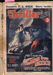 Thriller, The : No. 296. Vol. 11. - October 6Th 1934 : The Man From Mexico