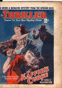 Thriller, The : No. 361. Vol. 14. - January 4Th, 1936 : The Kaffir's Curse
