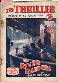 Thriller, The : No. 100. Vol. 4. - January 1931 : The River Raiders