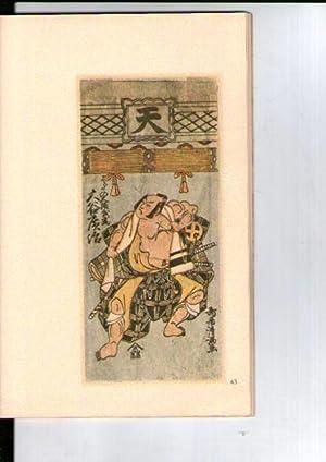 Japanese Woodcuts - Early Periods: Hajek-Foreman