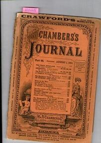 Chambers's Journal : Part 68. August 1, 1903