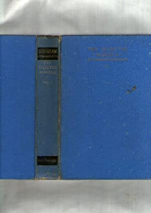 Selected Novels, The Of Maugham, W. Somerset: Maugham, W. Somerset