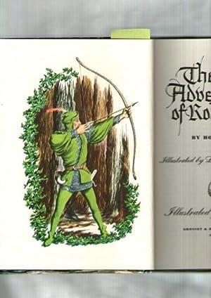 Merry Adventures Of Robin Hood, The: Pyle, Howard