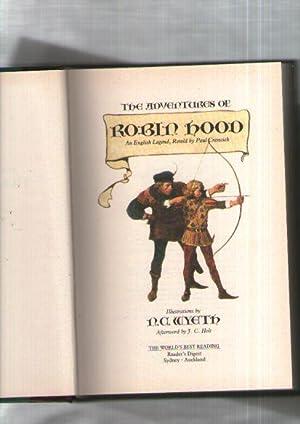 Adventures Of Robin Hood, The The Adventures: Creswick, Paul [Retold