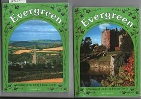 Evergreen - Britain's Lovely Little Green Quarterly : A Miscellany Of This & That & ...
