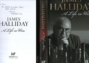James Halliday : A Life In Wine.