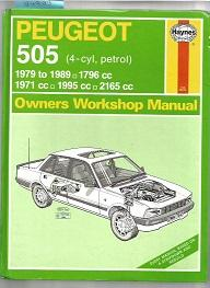 peugeot 505 abebooks rh abebooks com Peugeot 604 free download manual book peugeot 505 gr