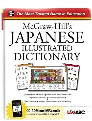 Mcgraw-Hill's Japanese Illustrated Dictionary : Includes Cd-Rom