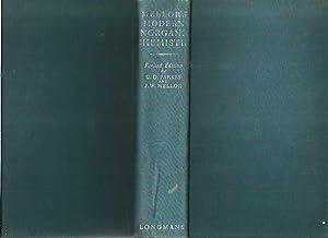 Mellor's Modern Inorganic Chemistry: Parkes, G. D.