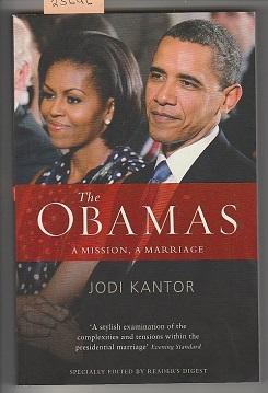 Obamas: A Mission, A Marriage, The