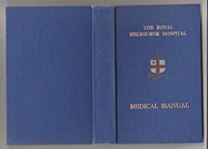 Royal Melbourne Hospital, The : Medical Manual