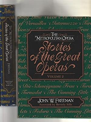 Metropolitan Opera: Stories Of The Great Operas, The Volume 1 & 2