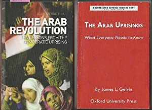Arab Revolution, The : Ten Lessons From The Democratic Uprising. ,& The Arab Uprisings : What Eve...