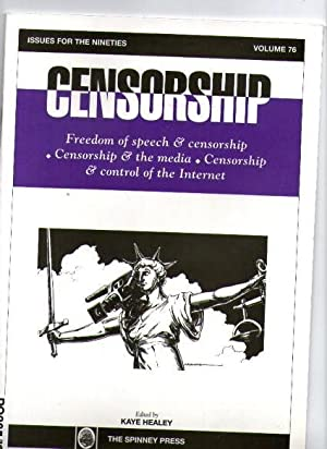 Censorship. Volume 76 : Social Issues Resource Directory 1996, The.