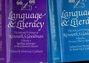 Language and Literacy : The Selected Writings of Kenneth S. Goodman. Volumes 1 & 2