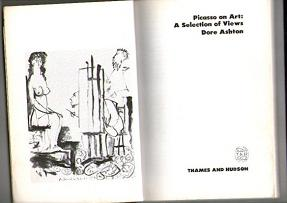 Documents Of 20Th-Century Art, The : Picasso On Art : A Selection Of Views